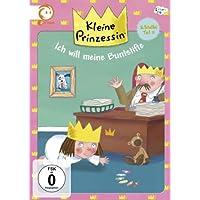 Kleine Prinzessin... ich will meine Buntstifte