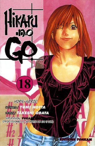 Hikaru no go Vol.18