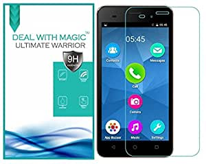 Magic Tempered Glass 2.5 Curve screen Protector For Micromax Spark 2Plus Q350