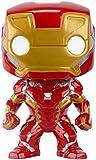 Captain America Civil War Iron Man Bobble-Head 126 Collector's figure