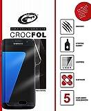 2x Schutzfolien für Samsung Galaxy S7 edge [FULLCOVER]