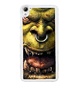 ifasho Designer Phone Back Case Cover HTC Desire 826 :: HTC Desire 826 Dual Sim ( Warman Powerfull Design )