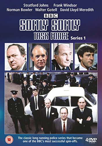 Task Force: Series 1 (4 DVDs)