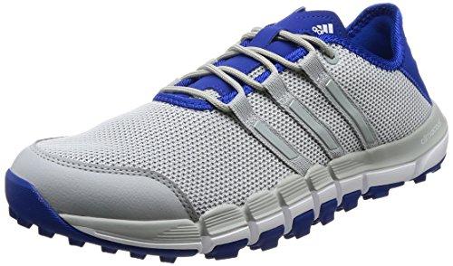 adidas Climacool St, Scarpe da Golf Uomo, Nero (CoreBlack/CoreBlack/darksilvermetallic), 42 EU