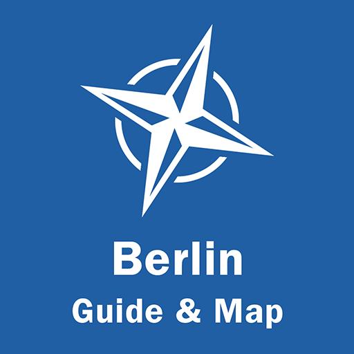 Berlin Travel Guide & Offline Map