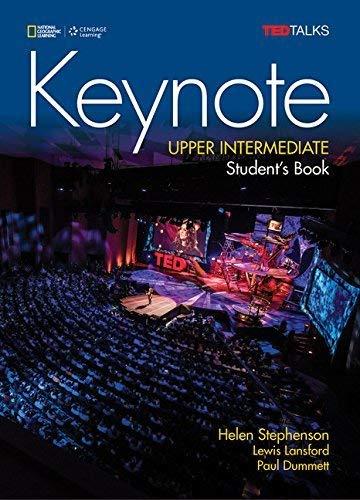 Keynote. Upper-intermediate. Student's book. Per le Scuole superiori. Con DVD-ROM. Con e-book. Con espansione online