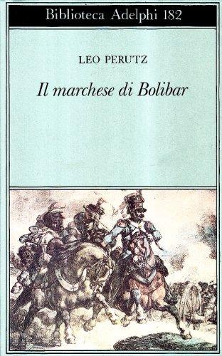 Il marchese di Bolibar