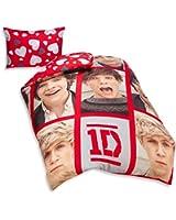 One Direction - Bettwäsche Boyfriend (in 135 x 200 & 48 x 74 cm)