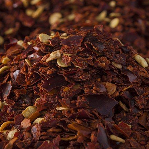 Piri-Piri Gewürz, geschrotete Chili, Schärfegrad 8 ( 10 ) , 100g (Peri-peri-gewürz)