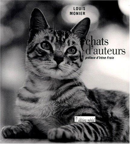 Chats d'auteurs par Louis Monier