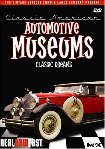 automotive-museums-classic-dreams-dvd-import