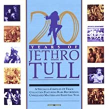 Twenty Years of Jethro Tull