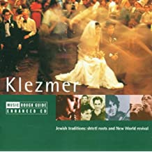 Music Rough Guide - Klezmer - Traditions juives