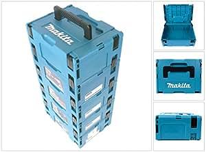 Makita makpac taille 2–boîte de transport-lot de 5