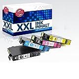 4x Drucker Patronen 2018 Inbusco für Epson PK 29 XL Expression Home XP 235 XP 245 XP247 XP332 XP342 XP345 XP 432 XP435 XP442 XP445 NEU