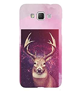 Takkloo Brown goat cute animal,white background, beautiful picture of goat) Printed Designer Back Case Cover for Samsung Galaxy Grand Max G720