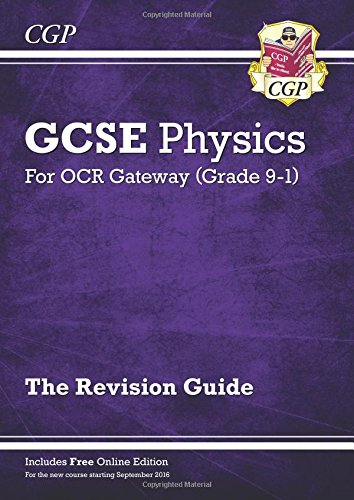PDF] ePUB New Grade 9-1 GCSE Physics: OCR Gateway Revision Guide