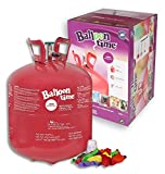 Luftballon mit Ballongas / Balloon Time KIT 50