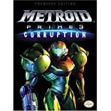 Metroid Prime 3: Corruption - Prima Official Game Guide by David Knight (2007-08-27)