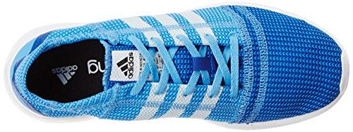 new york 52d71 ef0d5 ... Adidas Element Refine Tricot Herren Sneaker Blau Blau DyG2qM ...