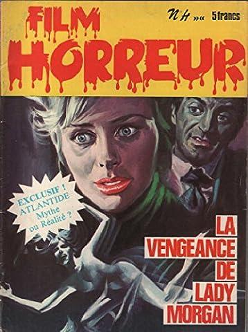 La Vengeance De Lady Morgan - Film horreur n° 4 / la vengeance