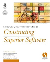 Crafting Superior Software (Software Quality Institute)