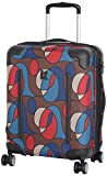 Il Bagages Valise, Wandering Line Print (Multicolore) - 14-1312-08S-MC