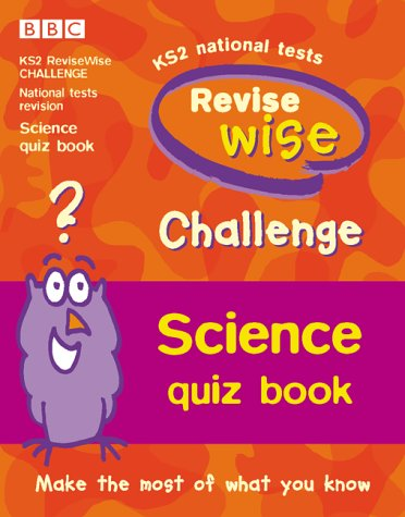 Revisewise Challenge Science Quiz Book