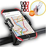 Best Bike Wall Mounts - PRIMIUM Bike Mount Bicycle Handlebar Phone Holder Universal Review