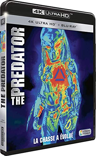 The Predator [4K Ultra HD + Blu-Ray]