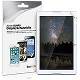 kwmobile Lámina protectora de pantalla para Acer Iconia One 10 (B3-A20) transparente - Calidad superior