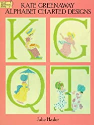 Kate Greenaway Alphabet: Chartered Designs
