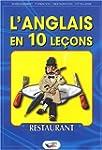L'Anglais en 10 le�ons : Restaurant
