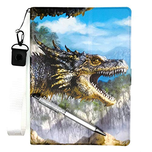 Lovewlb Tablet Hülle Für Medion Lifetab S7852 Hülle Ständer Leder Schutzhülle Cover L