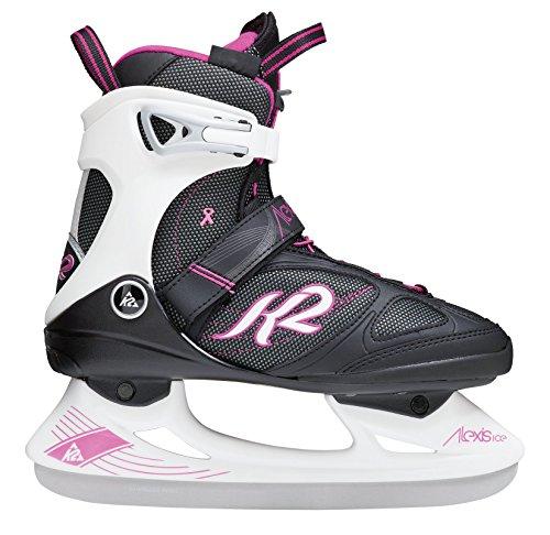 K2 Damen Schlittschuhe ALEXIS ICE Pro, weiß/schwarz/pink, 40, 2550104.1.1.090