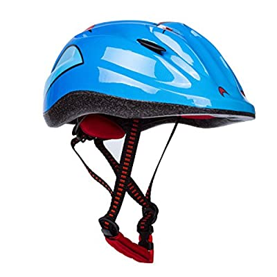 Babimax Safety Multi-Sport Kids Children's Bike Cycling Helmets Skating Scooter Frog Design for Girls/Boys by QY-001