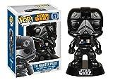 Star Wars POP! Vinyl Wackelkopf-Figur Tie Fighter Pilot 9 cm