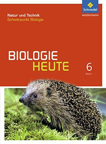 Biologie heute SI - Allgemeine Ausgabe 2017 für Bayern: Schülerband 6