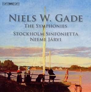 Les Symphonies, Concerto violon, Korsfarerne (Cantate)