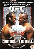 UFC: 52 - Couture Vs Liddell 2 [DVD] [Reino Unido]