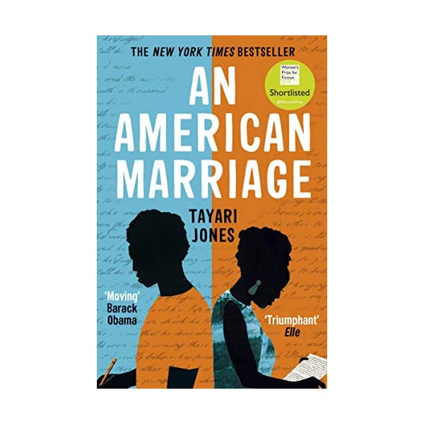 An American Marriage: SHORTLISTED FOR THE WOMEN'S PRIZE FOR FICTION, 2019 512NNppK6PL