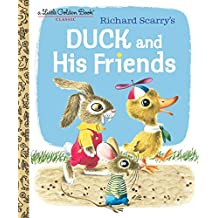 Duck and His Friends (Little Golden Book) (English Edition)