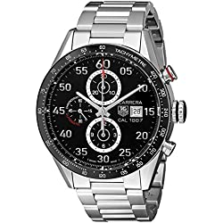 Tag Heuer Carrera Calibre 1887 Mens Watch Car2A10.Ba0799