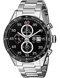 TAG Heuer CAR2A10.BA0799 – Watch For Men, Stainless Steel Strap