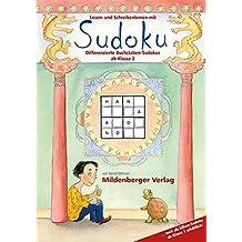 Lesen- und Schreibenlernen mit Sudoku - Differenzierte Buchstaben-Sudokus ab Klasse 2