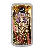PrintVisa Lord Swami Narayan High Glossy Metal Designer Back Case Cover for Motorola Moto E2 :: Motorola Moto E Dual SIM 2nd gen :: Motorola Moto E 2nd Gen 3G XT1506 :: Motorola Moto E 2nd Gen 4G XT1521 Amazon