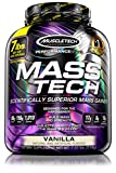 Best MuscleTech Weight Gain Supplements - Muscletech 3.5 kg Vanilla Mass Tech Supplements Review