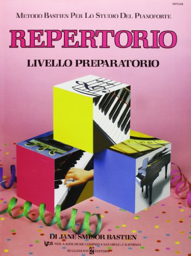 Repertorio. Livello preparatorio