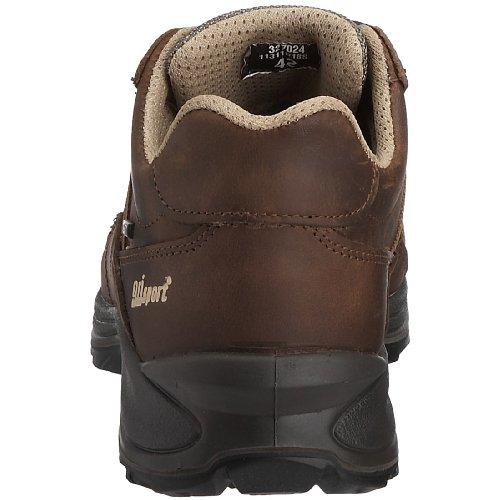 Grisport Amazon-Lo, Chaussures randonnée homme Caramel