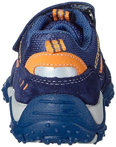 Superfit SPORT4 MINI 500233  Baby Jungen Lauflernschuhe Blau (COSMOS KOMBI 91)